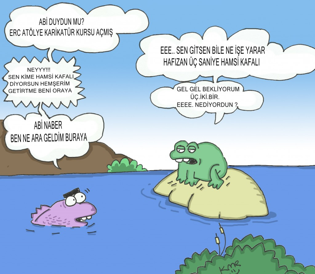 Karikatür Kursu